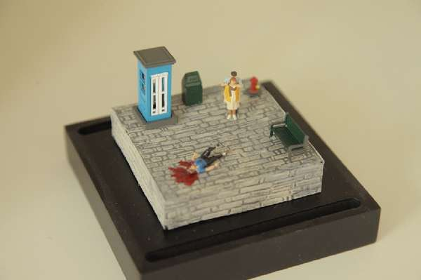Morbid Miniature Murder Depictions