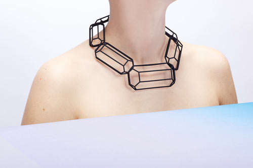 Geometric Illusion Jewelry