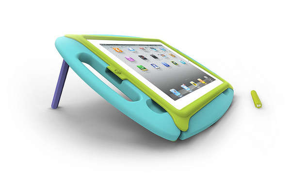 Tot-Friendly Tablet Protectors