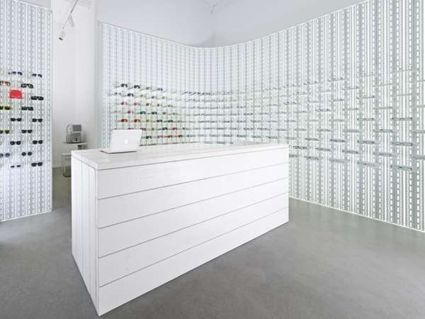 Minimalist Eyewear Shops