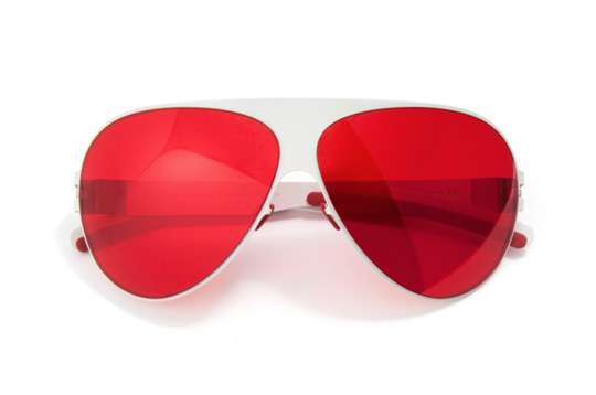 Charitable Rose-Colored Glasses