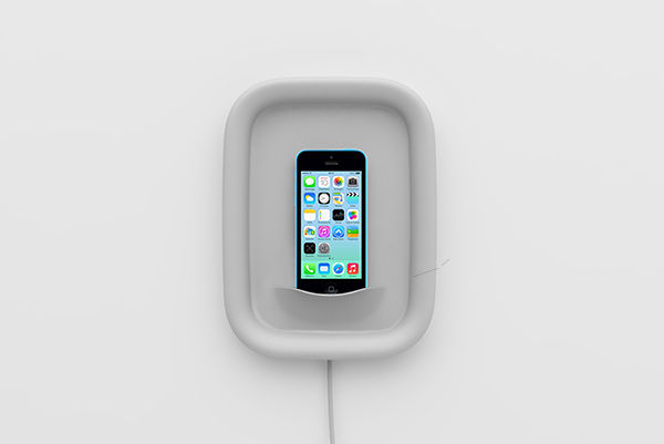 Myquadro iPhone Dock