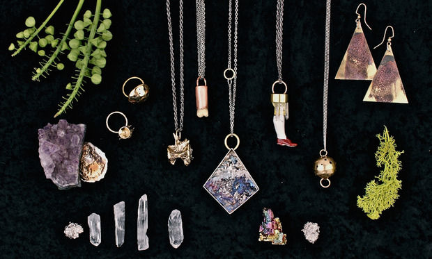 Raw Mystic Jewelry