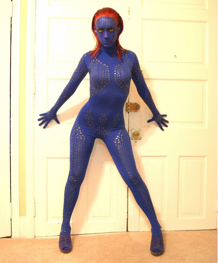DIY Mutant Costumes