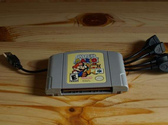 64-Bit Gaming USBs