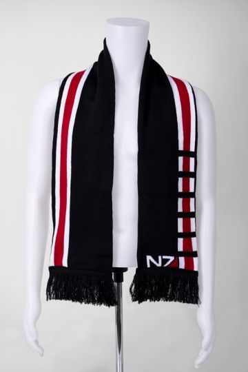 Video Game Scarves