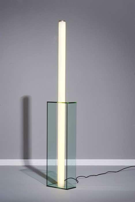 Fluorescent Bulb Holders