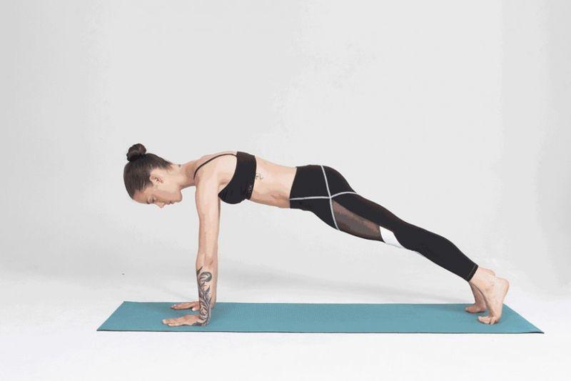 Hi-Tech Yoga Pants