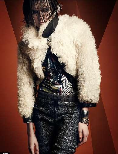 Fierce Fur Fashion