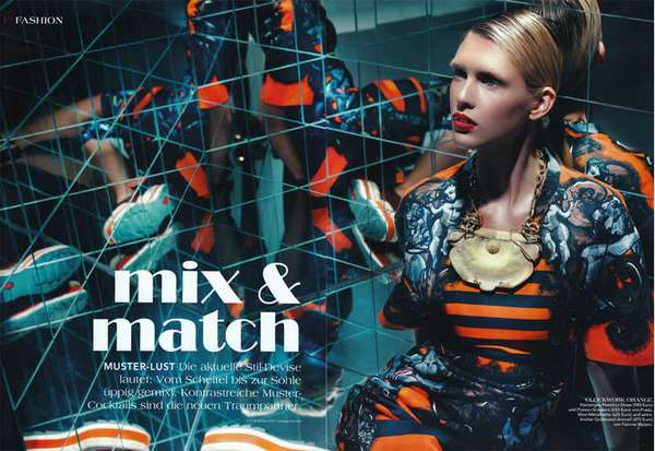 Kaleidoscopic Editorials