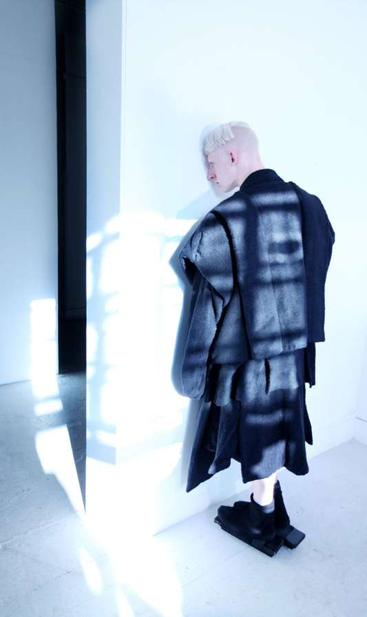 Monk-Inspired Menswear