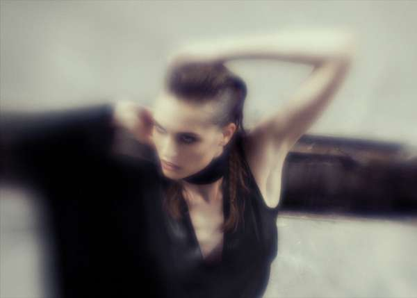 Beautiful Blurred-Image Editorials