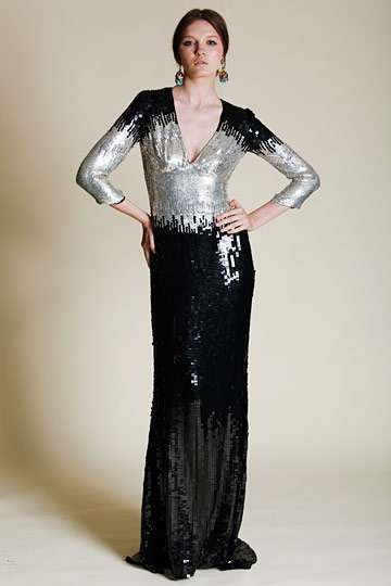 naeem khan 2011 resort