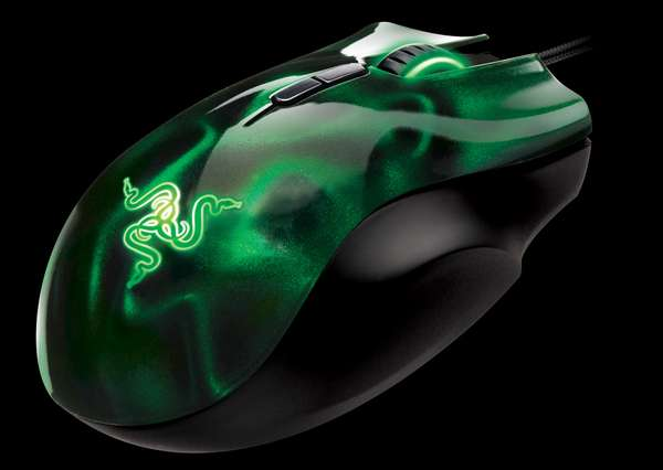 Naga Hex Mouse