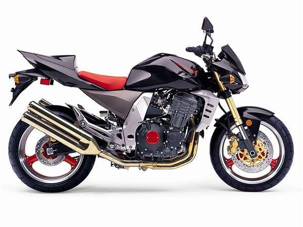 Naked Motorbikes 118