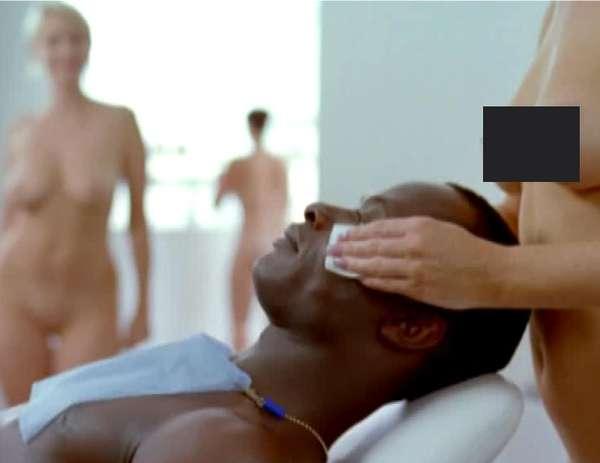 Naked People Pushing Skincare