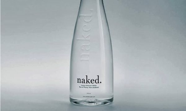 Undressed Beverage Branding