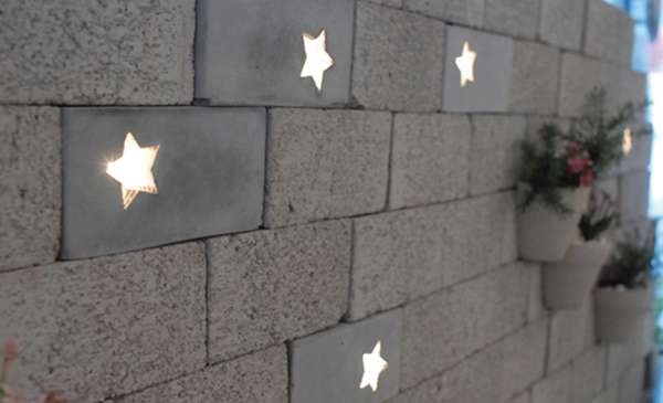Star Lit Bricks