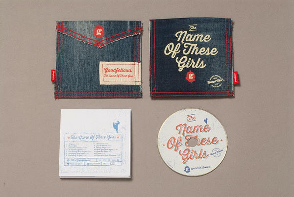 Second-Hand Denim Branding