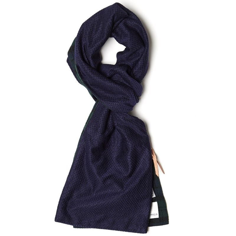Conveniently Zippered Scarves