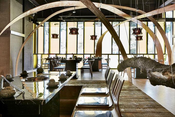 Post-Modern Hot Pot Restaurants