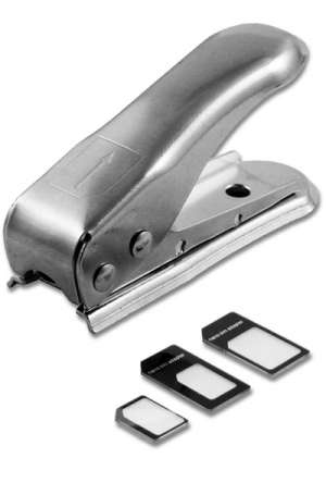 Resizing Phone Card Staplers