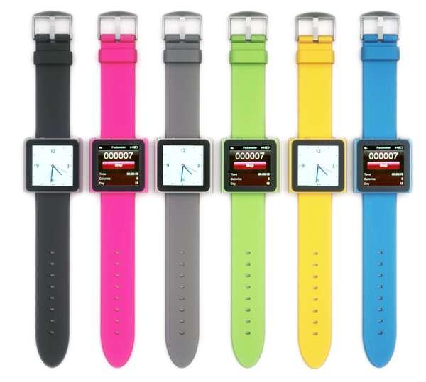 Marvelous MP3 Timepieces