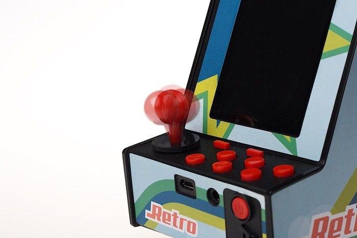 Miniature Arcade Games