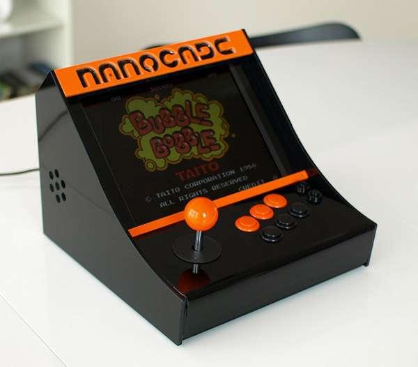 Netbook Arcade Mods