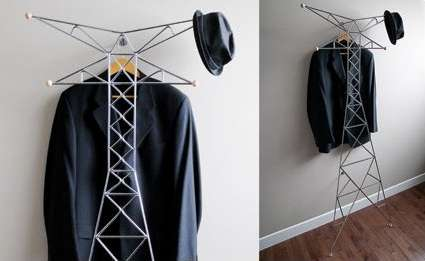 Nanton Coat Rack