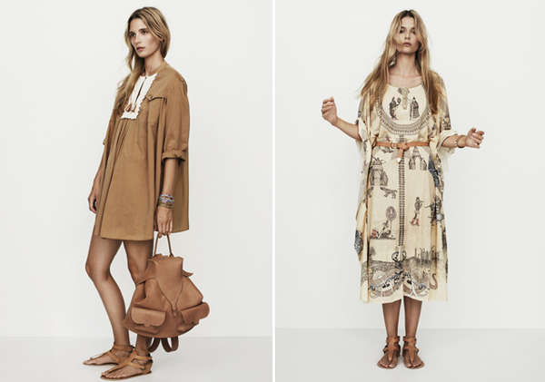 Effortlessly Earthy Fashion Styles