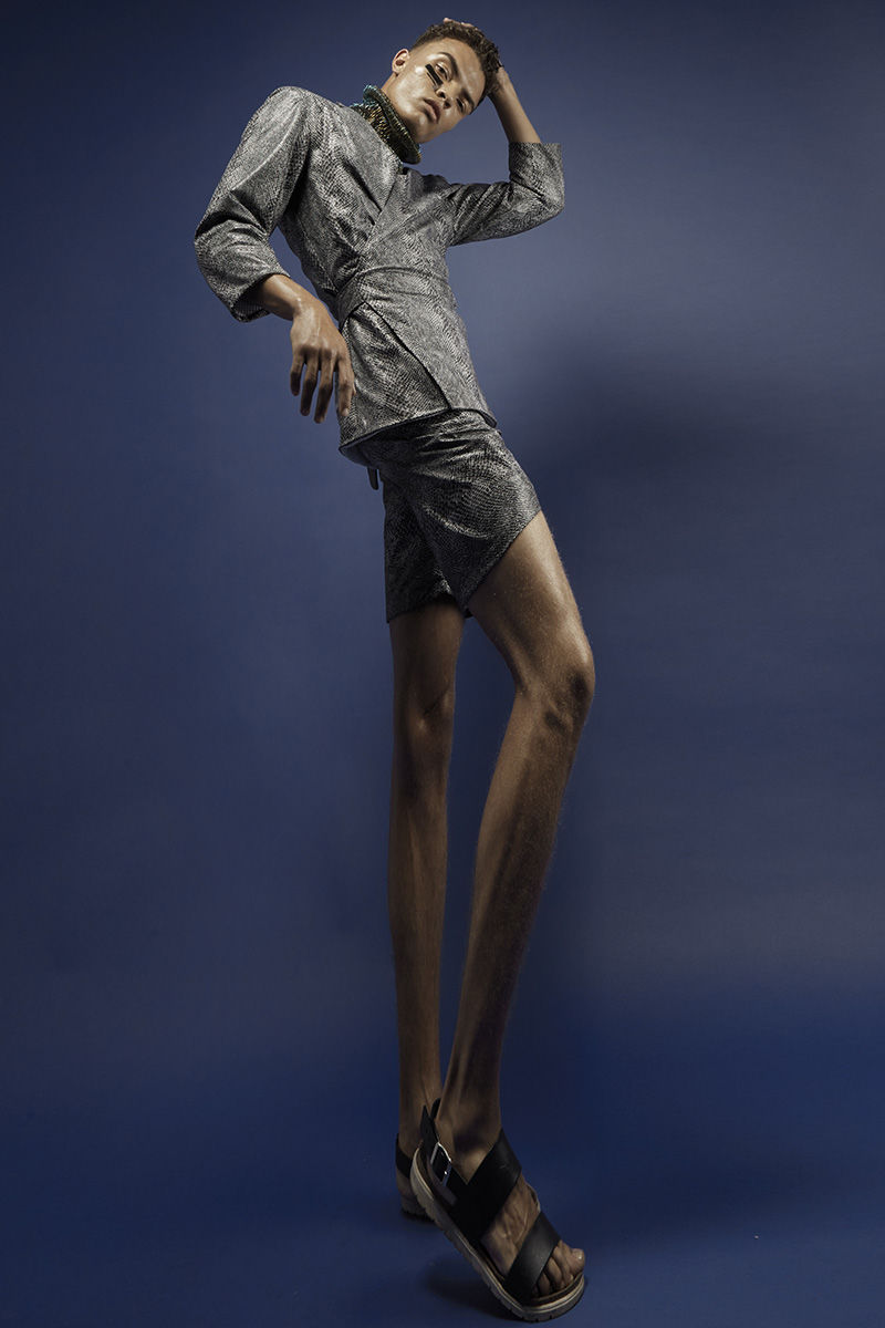 Elongated Leg Editorials