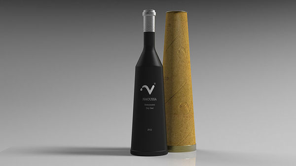 Oddly Shaped Wine Branding