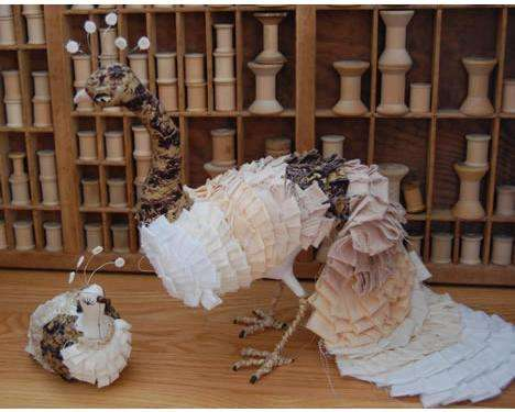 Friendly Feathered Crafts