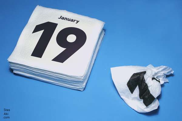 Calendars for the Clumsy