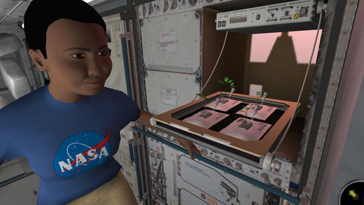 Astronaut Simulation Apps