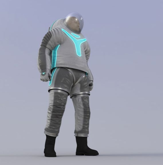 Crowdsourced space suit designs nasa space suit for Space suit design