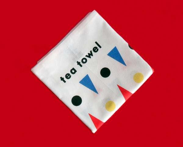 Geometric Fair Trade Towels