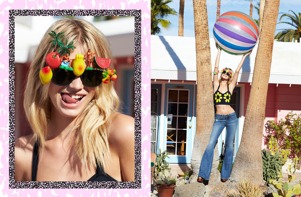 Nasty Gal Festival Lookbook