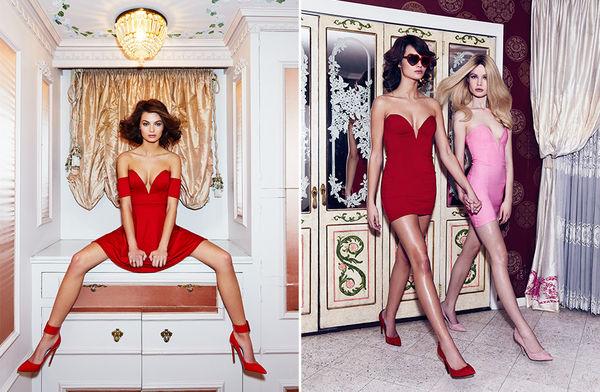 Lust-Worthy Valentine Lookbooks