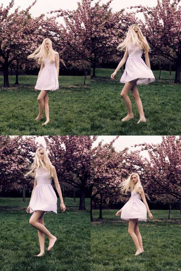 Frolicking Park Photoshoots