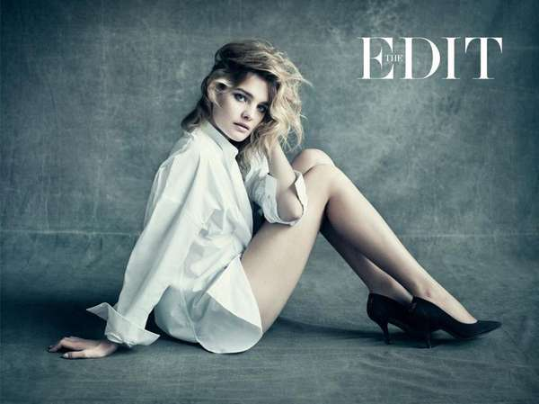 Natalia Vodianova The Edit