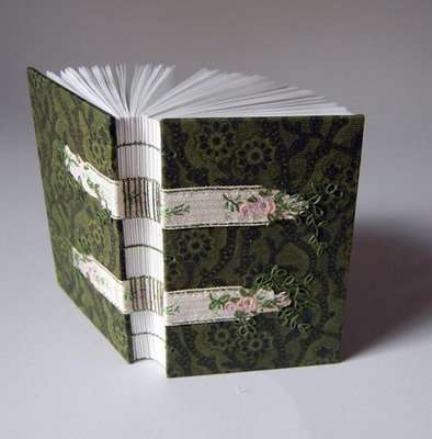 Fabric Book Bindings