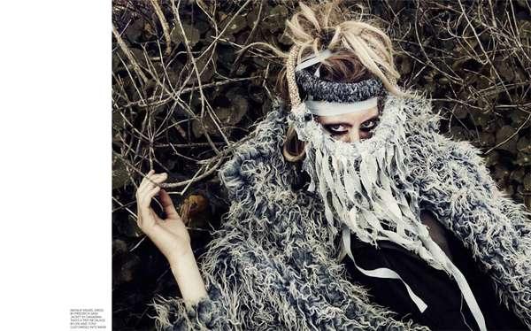 Fierce Feral Fashiontography