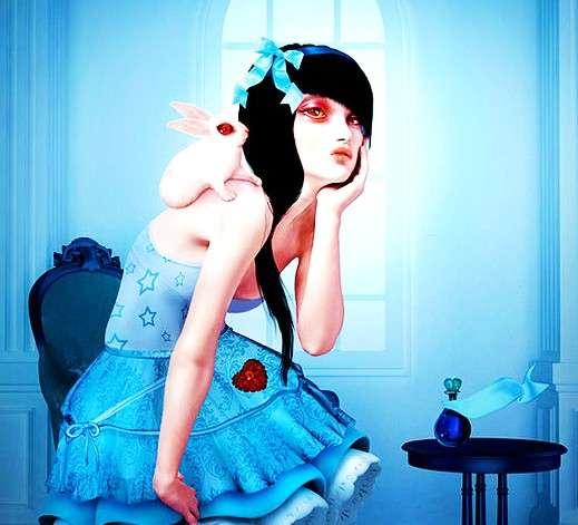 Freaky Fairytale Digi-Art
