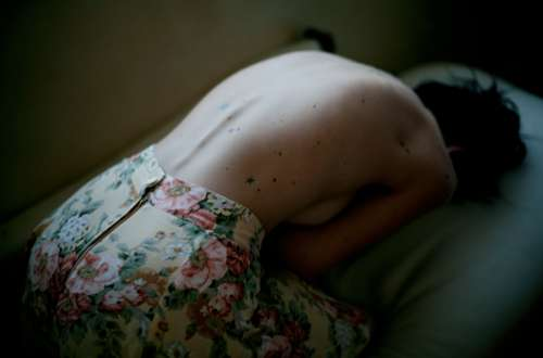 Somber Intimate Photography
