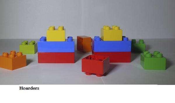 Modular Minimalist TV Characters