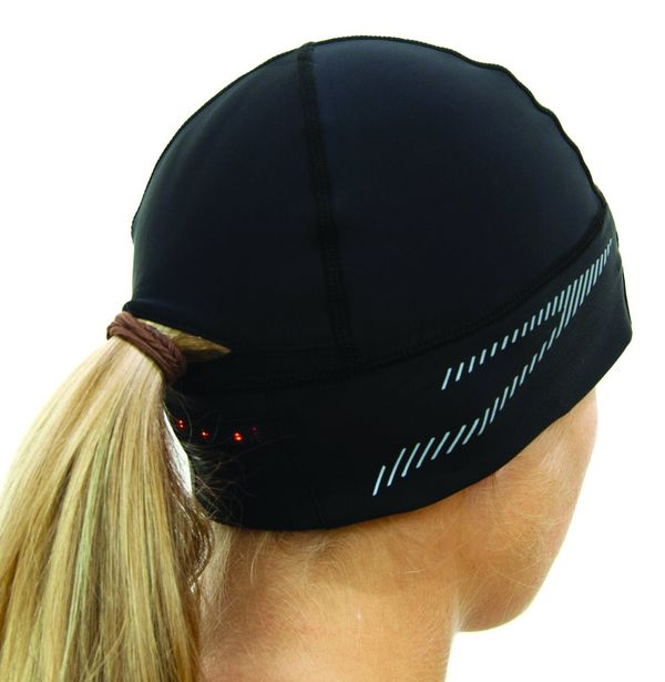 LED-Enhanced Headwear