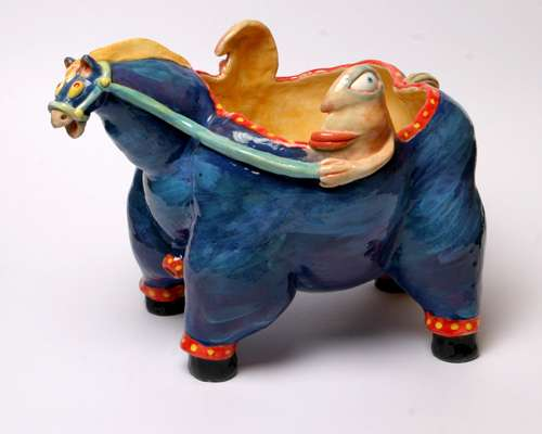 Animated Creature Ceramics