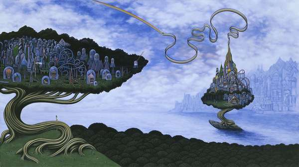 Epic Surrealist Worlds